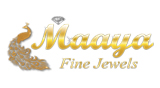 Maya Fine Jewels Logo